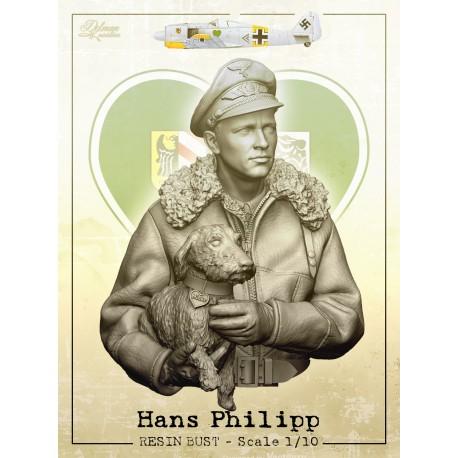 Hans Philipp,Bust 1/10