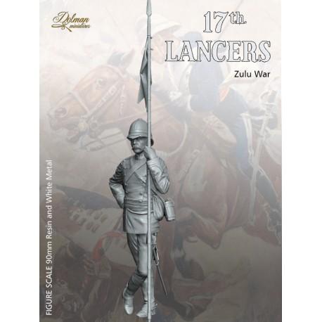 17th Lancer,Zulu War,90mm