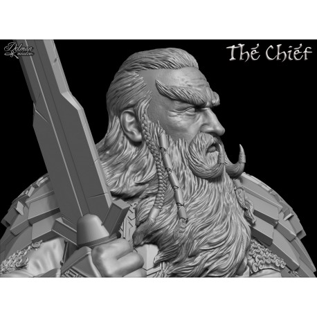The Chief.Bust