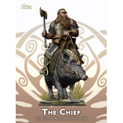 The Chief on boar,75mm