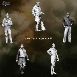 SPECIAL EDITION ,5 Aces,1/32 Scale