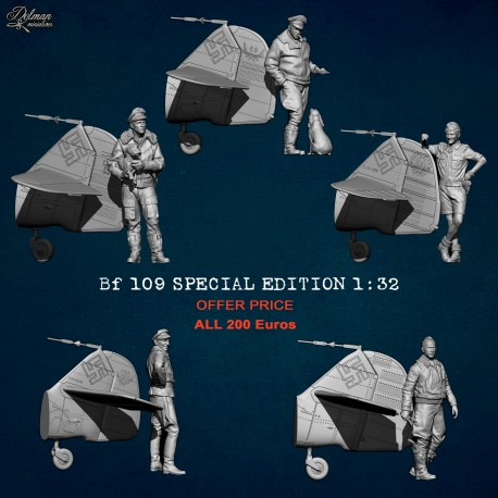 Bf SPECIAL EDITION 1/32 scale