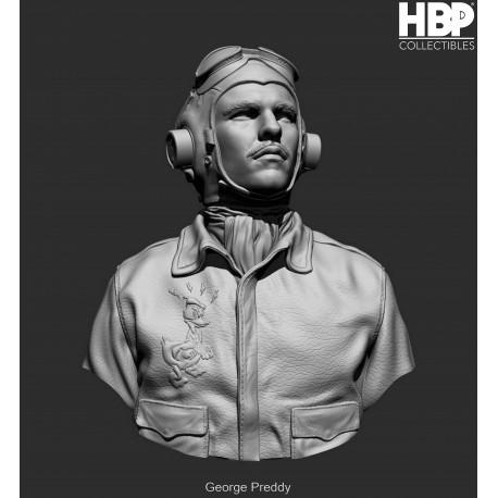 HBP. G.Preddy  .Bust 1/6
