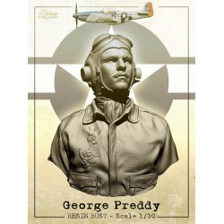 George Preddy, Bust 1/10
