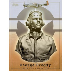 George Preddy, Bust 1/12