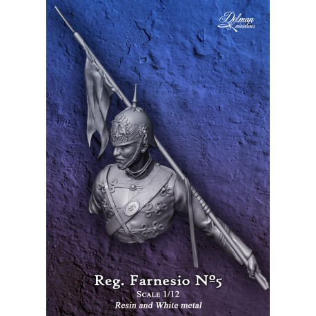 Reg.Farnesio Nº5 .Scale 1/12