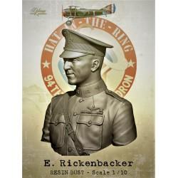 E.Rickenbacker. Bust 1/10