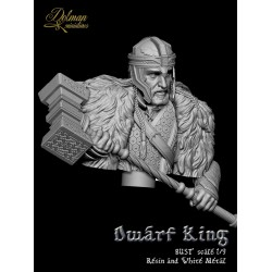 Dwarf King Bust