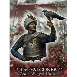 """The Falconer"" Bust"