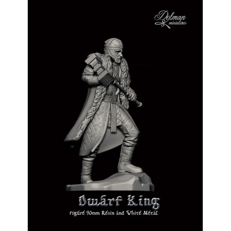 Dwarf King.90mm