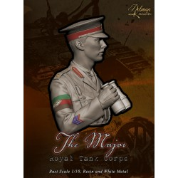 The Major,Royal Tank Corps