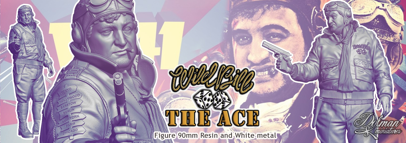 "Wild Bil ""The Ace"""