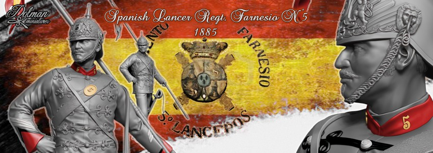 Spanish Lancer figure