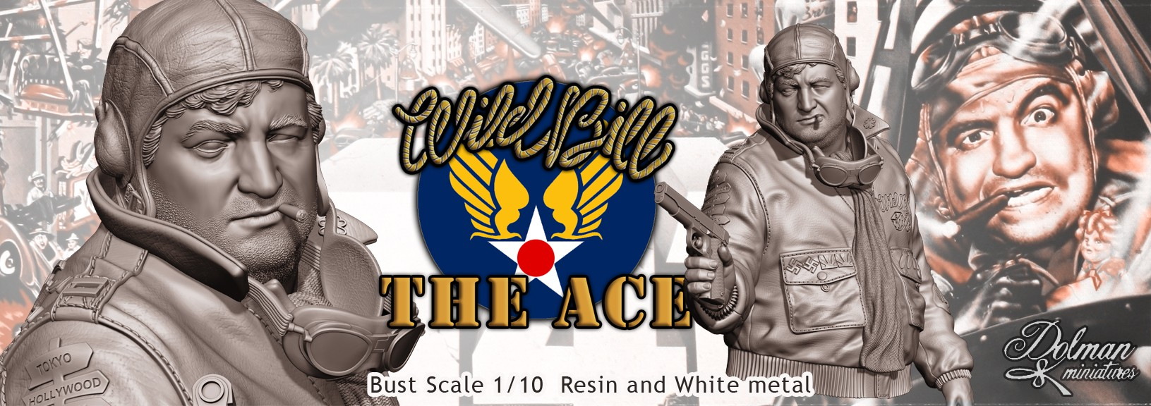 "Wild Bill ""The Ace"""