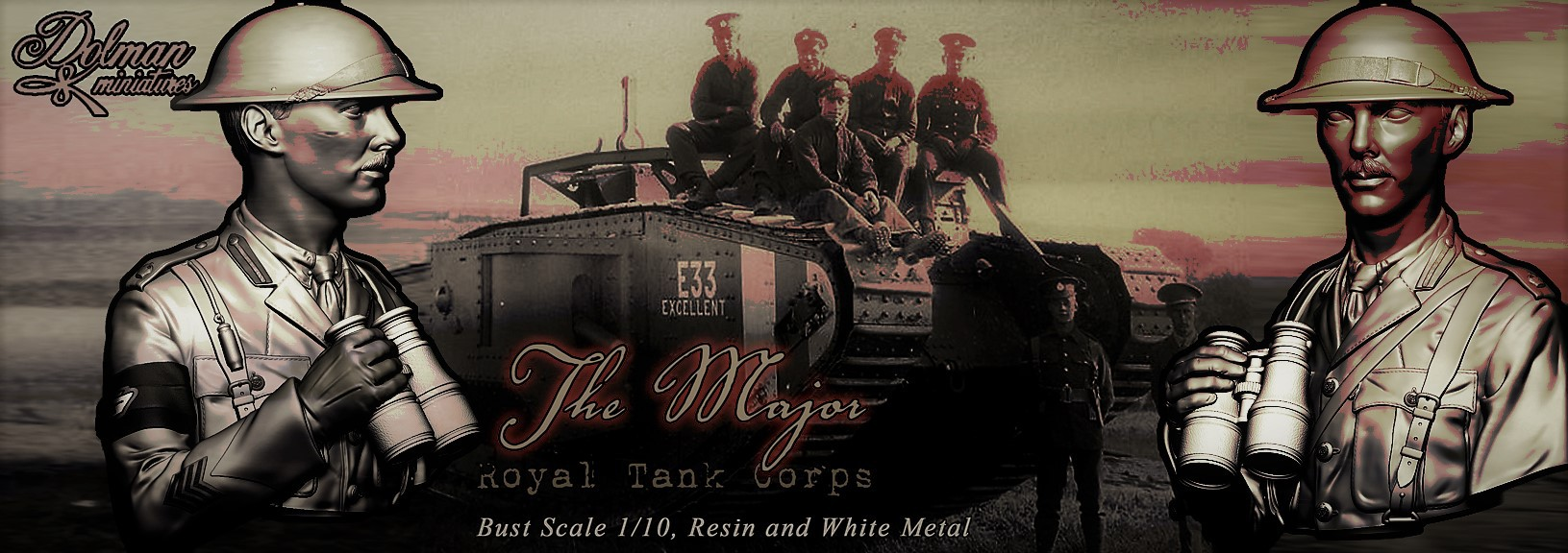 Royal Tank Corps.WW I